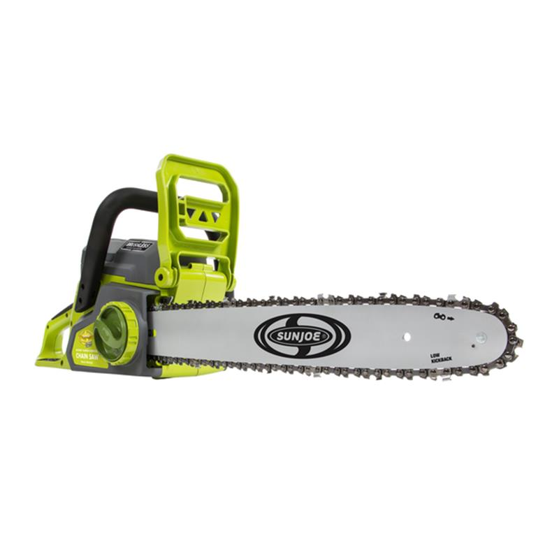 iON 40V 4.0 Ah 16-Inch Cordless Chain Saw