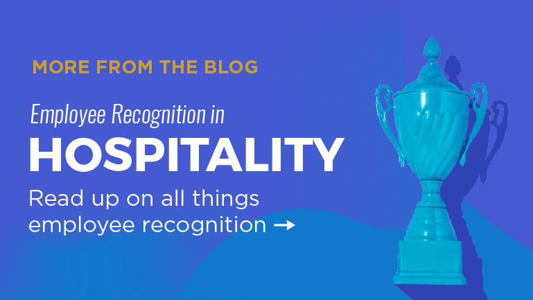 hospitality employee recognition