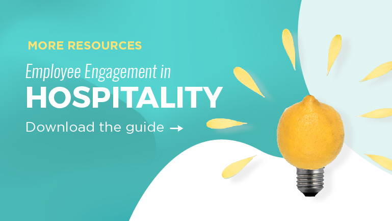 hospitality employee engagement